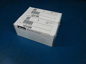 Lot Of 2 Parker 14f01bb Pneumatic Filter 5 Micron Element