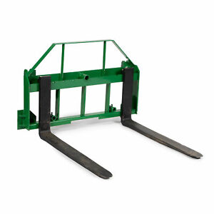 48 Pallet Fork Attachment For John Deere Tractors Fits 200 300 400 And 500