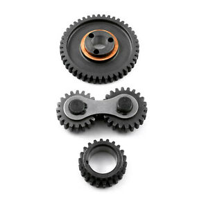 Fits Ford Sb 289 302 351 Windsor Dual Idler Noisey Timing Gear Drive Set