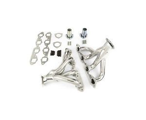 Chevy Bbc Big Block 396 454 Block Hugger Ceramic Coated Headers