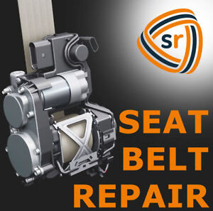 Ford F 150 Seat Belt Repair F250 F350 Rebuild After Accident Fix Seatbelts