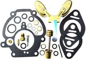 Carburetor Kit Float For International Harvester Ihc Engine V450 631078c91 13485