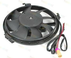 Cooling Fan Motor For Audi A4 A6 A8 Ford Galaxy Vw Passat Sharan