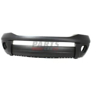 New Bumper Cover Front Fits 2006 2009 Dodge Ram 2500 68001349aa