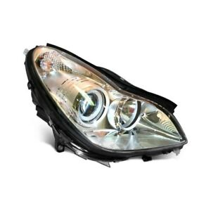 For Mercedes benz Cls550 07 11 Hella Passenger Side Replacement Headlight