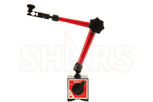 Out Of Stock 90 Days Shars 170lb Universal Magnetic Base For Dial Test Indicator