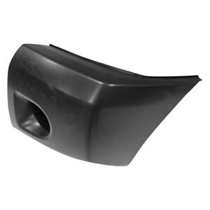 For Nissan Titan 2008 2014 Replace Front Driver Side Outer Bumper End