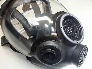 Msa Advantage 1000 Chembio Agent Gas Mask Respitator size Large 813861 New