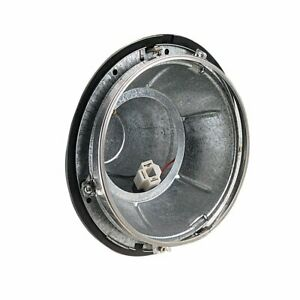 Hella Universal 7 178mm Halogen Headlamp Inserts Fully Sealed Cowl Assembly