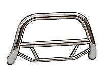 2008 2012 Jeep Liberty Super Bumper Guard Push Bull Bar In Stainless Steel