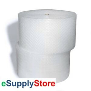 1400 Ft 3 16 Small Bubble Cushioning Wrap 12 Wide free Shipping