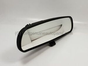 Genuine Oem Ford Mercury Interior Rear View Mirror Inside 6u5z 17700 B
