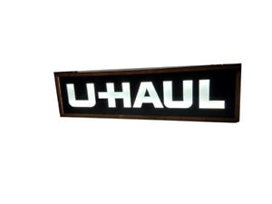 U Haul Sign Led Light Sign Box 12x48x2 Inc