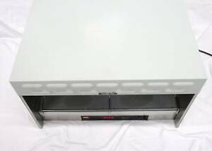 Used Glo ray Hatco Counter Top Food Display Warmer