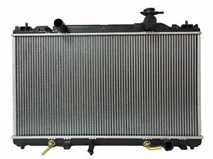Radiator 2436 Fit 2002 2003 2004 2005 2006 Toyota Camry 2 4 4cyl Only