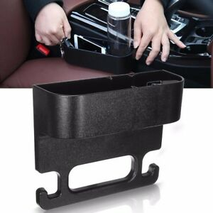 Catch Catcher Box Caddy Car Seat Gap Slit Hanging Storage Organizer Phone Holder