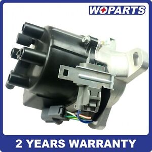 Engine Ignition Distributor Fit For Honda Accord Dx Ex Lx Se Prelude 2 2l 96 97