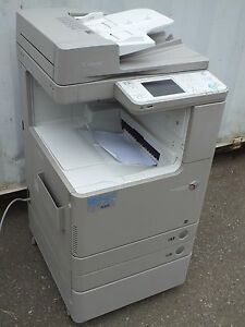 Canon Image Runner C2020 Advanced Color Copier printer scanner 20ppm
