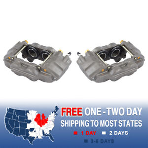 Front Brake Calipers For 01 2002 2003 2004 2005 2006 Toyota Tundra Sequoia 13wl
