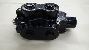 Prince Ds Series Hydraulic Double Selector Valve Ds 3a3c 510505533 New