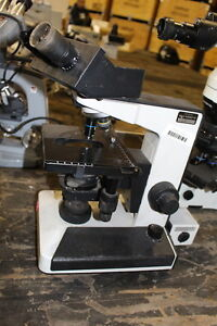 Leitz Laborlux S Microscope Good Condition