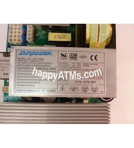 Ncr Atm Power Supply Switch Mode 427 Watt With Pfc Pn 009 0021771