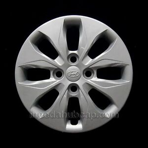 Hubcap For Hyundai Accent 2015 2017 Genuine Oem Factory 14 Wheel Cover 55573