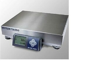 Mettler Toledo Bc 60u Shipping Ups Bench Scale ntep Legal For Trade 150 X0 05 Lb