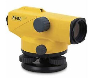 Topcon At b2 32x Long Range Automatic Level With Priority Mail
