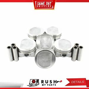 Dnj P1120 20 Oversize Compl Piston Set For 87 95 Jeep 4 0l Ohv 12v
