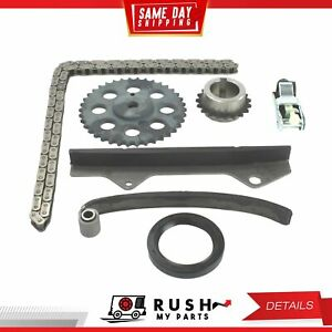 Dnj Tk302a Timing Chain Kit For 76 85 Chevrolet Isuzu Imark Luv 1 8l L4 Sohc 8v