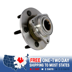 New Front Wheel And Hub Bearing Assembly 2002 2008 Dodge Ram 1500 Rwd 4x4 4wd
