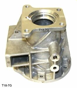 Borg Warner T18 T19 4 Speed Transmission 4wd Bw1356 Adapter Housing T18 7g