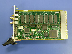 National Instruments Pxi 5431 Video Arbitrary Function Generator Ni Daq Card