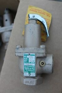 Lot Of 3 New Watts Valve 174a M2
