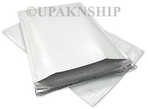 50 7 Poly Bubble Mailers Envelopes 14 5x20 50 2 To A Page Shipping Labels