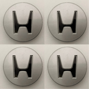 Oem Set Of 4 Honda Accord Civic Odyssey Center Caps Rim Wheel 44732 sw5a j000