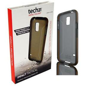 GENUINE TECH21 IMPACT TACTICAL COVER FOR SAMSUNG GALAXY S5 T21 4025 $22.18