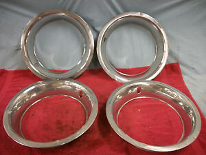 1968 78 Corvette Trim Ring Original