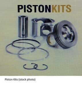 3406e 1807352pk Piston Kit For Caterpillar cat Engine piston