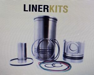 3204 3208 7e4729lk Liner Kit For Caterpillar cat Engine piston