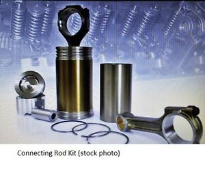 3406 9y9889ck Connecting Rod Kit For Caterpillar cat Engine piston