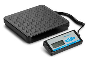 Salter Brecknell Ps150 Digital Bench Parcel Scale 150 Lb X0 2 Lb brand New