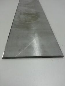 3 16 X 1 1 2 304 Stainless Steel Flat Bar X 36