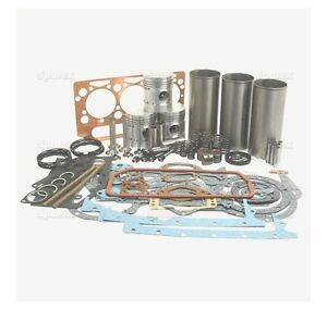 40370 Engine Overhaul Kit A3 152 For Ford Massey Ferguson Industrial Series
