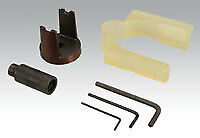 Dynabrade 96283 5 6 8 Two hand Gear Driven Repair Kit
