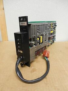 Yokogawa Power Supply Control Board Ps31 a S9251al 0 S9251al0