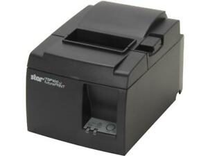 Star Micronics 39464910 Tsp100iii Series Thermal Receipt Printer Gray Tsp143