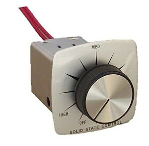 Kb Electronics Panel Mount Solid State Variable Speed Ac Motor Control 4 0 Ma