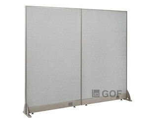 Gof Office Freestanding Partition 60 w X 60 h Office Divider